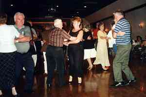 A ceili last August at the Irish-American Center in Mineola, New York. Photo by Maura Mulligan.